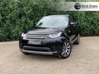 USED 2017 17 LAND ROVER DISCOVERY 5 3.0 TD6 HSE 5d 255 BHP