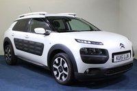 2015 CITROEN C4 CACTUS 1.6 BLUEHDI FLAIR 5d 98 BHP £6500.00