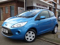 2011 FORD KA 1.2 EDGE 3d 69 BHP SOLD