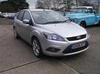 USED 2008 08 FORD FOCUS 2.0 TITANIUM TDCI 5d 136 BHP High Spec, Lovely Driving Focus, 2 Keys and 2 Former Keepers!