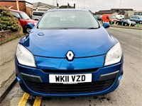 USED 2011 11 RENAULT MEGANE 1.5 EXPRESSION DCI ECO 5d 110 BHP