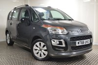 USED 2016 66 CITROEN C3 PICASSO 1.6 BLUEHDI EDITION PICASSO 5d 98 BHP LOW MILEAGE C3 PICASSO