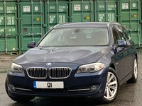 USED 2012 62 BMW 5 SERIES 2.0 520d SE Touring 5dr HeatedSeats/Keyless/Bluetooth