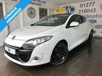 USED 2013 13 RENAULT MEGANE 1.5 DYNAMIQUE TOMTOM ENERGY DCI S/S 3d 110 BHP