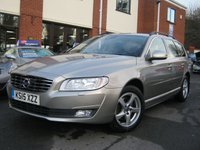 USED 2015 15 VOLVO V70 2.0 D3 BUSINESS EDITION 5d 148 BHP