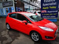 2013 FORD FIESTA 1.5 ZETEC TDCI 5d 74 BHP, only 44000 miles, 2 Owners from new £6495.00