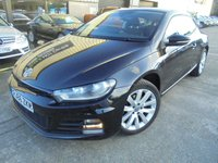USED 2016 66 VOLKSWAGEN SCIROCCO 1.4 TSI BLUEMOTION TECHNOLOGY 2d 123 BHP Excellent Condition, One Owner, FSH, Low Rate Finance Available, No Deposit Necessary