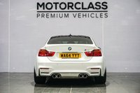 USED 2014 64 BMW M4 3.0 M4 2d AUTO 426 BHP COUPE