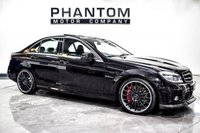 USED 2011 11 MERCEDES-BENZ C CLASS 6.2 C63 AMG Performance Pack 4d 487 BHP