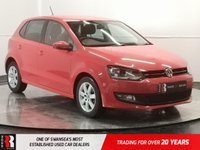 USED 2013 63 VOLKSWAGEN POLO 1.2 MATCH EDITION 5d 59 BHP VERY CLEAN CAR