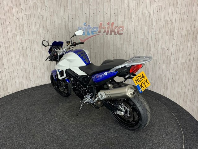 BMW F800R at Rite Bike