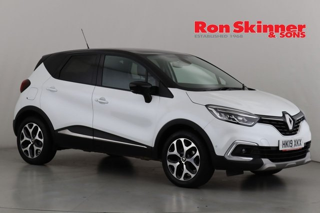 View our 2019 19 RENAULT CAPTUR 1.5 GT LINE DCI 5d 89 BHP with Black Roof