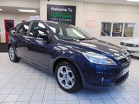 USED 2011 61 FORD FOCUS 1.6 SPORT 5d 99 BHP SATELLITE NAVIGATION + SERVICE HISTORY + LONG MOT + HEATED FRONT SCREEN + REMOTE CENTRAL LOCKING + ELECTRIC WINDOWS + ALLOYS +