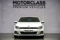USED 2015 65 VOLKSWAGEN SCIROCCO 1.4 GT TSI BLUEMOTION TECHNOLOGY 2d 123 BHP