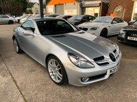 2009 MERCEDES-BENZ SLK 3.5 SLK350 2d 305 BHP £9990.00