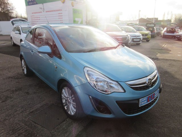 USED 2011 61 VAUXHALL CORSA 1.4 SE 3d 98 BHP **JUST ARRIVED **AUTOMATIC CALL 01543 454566***