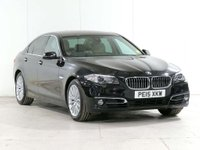 USED 2015 15 BMW 5 SERIES 3.0 530d Luxury 4dr ***** £4,545 of EXTRAS *****