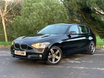 2013 BMW 1 SERIES 1.6 116I SPORT 5d 135 BHP £7995.00