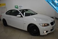 USED 2009 58 BMW 3 SERIES 3.0 325I M SPORT 2d 215 BHP