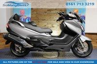 2014 SUZUKI BURGMAN 650 AN 650 ZL3  £3995.00
