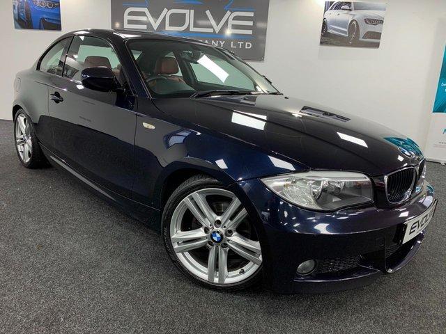 2012 62 BMW 1 SERIES 2.0 120D M SPORT 2d 175 BHP