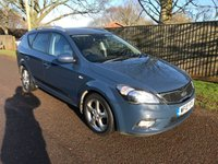 USED 2010 10 KIA CEED 1.6 3 SW CRDI 5d 113 BHP **MOT**FULL SERVICE HISTORY**LOVELY CLEAN CAR**GREAT SPEC**