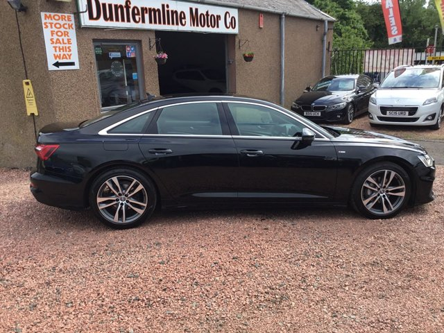 USED 2019 19 AUDI A6 2.0 TDI S LINE 4d 202 BHP ++FULL DETAILS CALL JOHN ON 07972385205++
