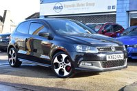 USED 2013 63 VOLKSWAGEN POLO 1.4 GTI DSG AUTOMATIC 3d 177 BHP NO DEPOSIT FINANCE AVAILABLE