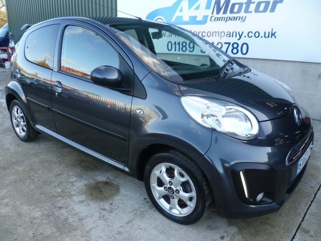 USED 2013 63 CITROEN C1 1.0 i Platinum 5dr AIR-CON, LOW TAX 5-DOOR HATCH
