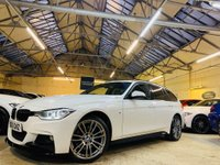 USED 2015 15 BMW 3 SERIES 2.0 320d M Sport Touring xDrive (s/s) 5dr PERFORMANCEKIT+19S+4WD+HK+FSH
