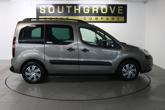 USED 2014 63 CITROEN BERLINGO MULTISPACE 1.6 E-HDI AIRDREAM XTR EGS 5d 91 BHP