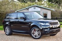 2015 LAND ROVER RANGE ROVER SPORT 3.0 SDV6 HSE DYNAMIC 5d 288 BHP SOLD