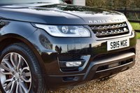 USED 2015 15 LAND ROVER RANGE ROVER SPORT 3.0 SDV6 HSE DYNAMIC 5d 288 BHP