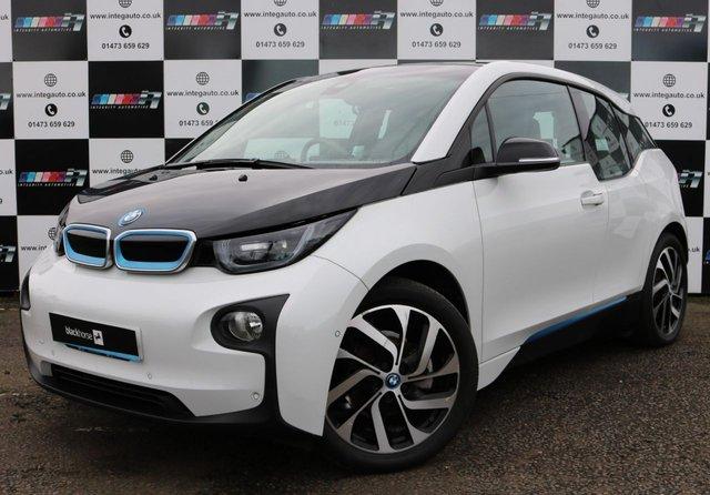 2015 65 BMW I3 0.6 I3 RANGE EXTENDER 5d 168 BHP