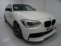 USED 2013 63 BMW 1 SERIES 3.0 M135I 3d 316 BHP