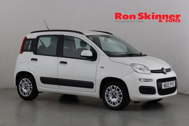 View our 2013 13 FIAT PANDA 1.2 EASY 5d 69 BHP