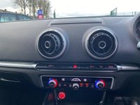 USED 2015 65 AUDI A3 1.6 TDI Sport Sportback 5dr 2 OWNER+S/H+SAT NAV+BLUETOOTH!