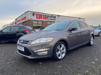 2014 FORD MONDEO