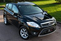 USED 2012 12 FORD KUGA 2.0 TD Zetec Powershift 4x4 5dr AA INSPECTED AND APPROVED