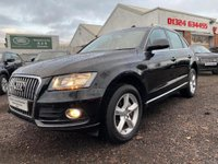 USED 2016 66 AUDI Q5 2.0 TDI SE quattro (s/s) 5dr 1 OWNER+BEST VALUE+BIG SPEC!!!