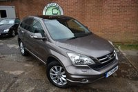 USED 2011 11 HONDA CR-V 2.0 I-VTEC EX 5d AUTO 148 BHP WE OFFER FINANCE  THIS CAR