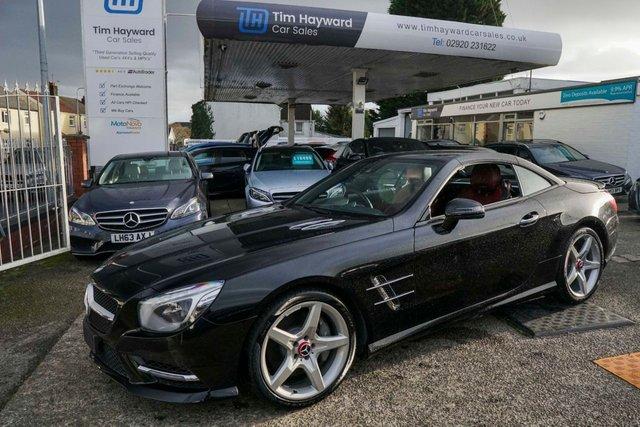 MERCEDES-BENZ SL at Tim Hayward Car Sales