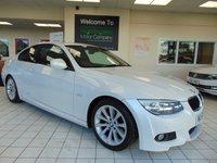 2011 BMW 3 SERIES 2.0 320I M SPORT 2d 168 BHP £6695.00