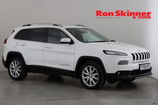 View our 2014 64 JEEP CHEROKEE 2.0 M-JET LIMITED 5d 168 BHP