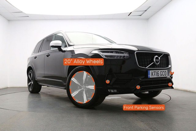 VOLVO XC90 at Georgesons