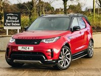 USED 2017 LAND ROVER DISCOVERY 3.0 TD6 HSE LUXURY 5d 255 BHP Massive spec Discovery