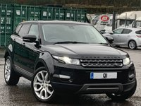 USED 2013 L LAND ROVER RANGE ROVER EVOQUE 2.2 SD4 Pure AWD 5dr JustServiced/Bluetooth/Cruise