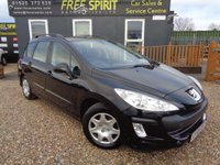 2008 PEUGEOT 308 1.6 HDi S 5dr £2295.00