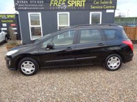 USED 2008 58 PEUGEOT 308 1.6 HDi S 5dr Full Service History, 2 Owners