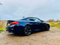 USED 2016 65 BMW M4 3.0 BiTurbo DCT (s/s) 2dr HEADS UP! LOW MLS! SERVICE PK